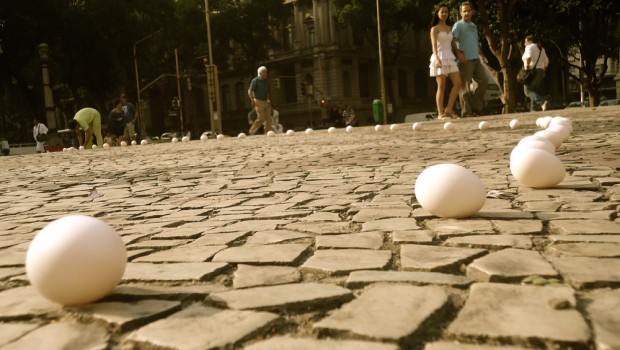 Caminho de Ovos