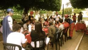 O Banquete dos Heróis