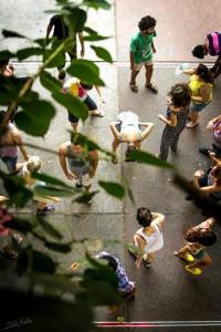 Dança livre para todos 1 - festival 100 em 1 Rio de Janeiro
