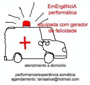 Emergência performática